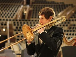 Ижевчанин-тромбонист представит Россию на Олимпиаде в Лондоне