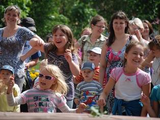 В День мороженого в Ижевске раздали больше 300 штук холодного лакомства