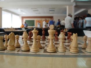 Шахматистов в Ижевске больше с каждым годом