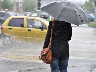 На этой неделе в Ижевске ожидаются дожди и грозы