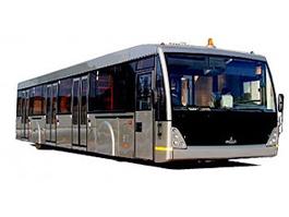 Новый автобус для перевозки пассажиров появился  в  ижевском аэропорту