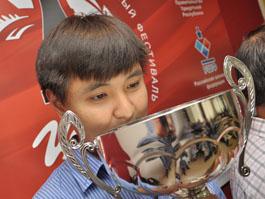 В Ижевске лучший шахматист выиграл 150 000 рублей