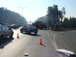 В Удмуртии водитель грузовика задавил своего пассажира