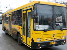 В Ижевске новый автобус «свяжет» улицу Ленина и парк Кирова