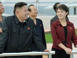 Лидер КНДР Ким Чен Ын женился