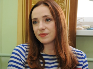 Телеведущая Тутта Ларсен посетила Ижевск вместе с героями