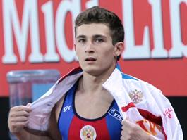 Давид Белявский представит на Олимпиаде Удмуртию и Свердловскую область