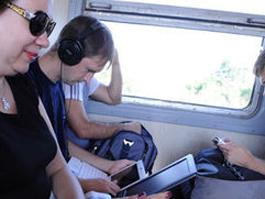 В российских поездах появятся зоны Wi-Fi