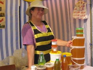 В августе в Ижевске будут работать ярмарки меда