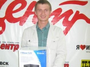 Александр Редькин: для меня социальная сеть - это общение с друзьями и новости Ижевска