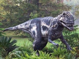 В Арктике найден кратер от метеорита, убившего динозавров