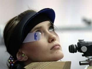 Стрелок из Удмуртии Дарья Вдовина пробилась в финал на Олимпиаде-2012