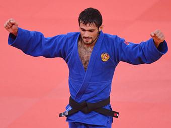 Дзюдоист Галстян принес России первое золото Олимпиады-2012