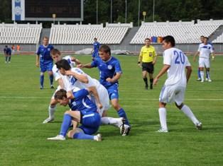 В матче «Зенита» против «КАМАЗа» в Ижевске забили 15 голов