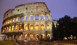 Римский Колизей закрывают на реставрацию