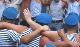 МВД Удмуртии призывает десантников не терять этого гордого звания