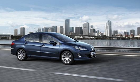 Официальный дилер Peugeot «КОМОС-Авто» представляет новый седан Peugeot 408