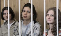 Путин высказался о Pussy Riot: их не надо так уж строго судить