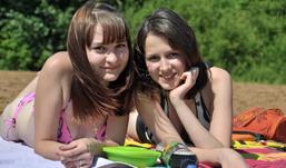 В выходные в Ижевске будет тепло и солнечно