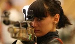 Дарья Вдовина, стрелок из Удмуртии, заняла 7-е место в финале Олимпиады-2012