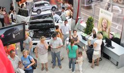 Сбербанк оформил кредит на новый Mitsubishi Outlander в день его презентации в Ижевске