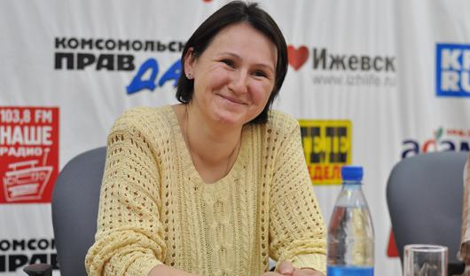 Ижевчанка Наталья Падерина вернулась с Олимпийских игр