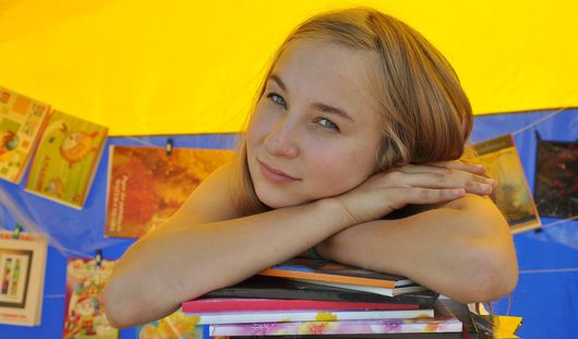 В Ижевске начала работу школьная ярмарка