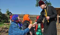 Фундамент церкви «Бурановских бабушек» освятят в Удмуртии