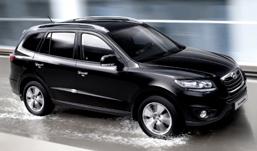 Официальный дилер Hyundai «КОМОС-Авто» предлагает выгодные условия покупки Hyundai Santa Fe