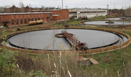 Поля возле Ижевска, отведенные под канализационные отходы, забиты до отказа