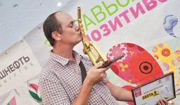 «Охота» в Ижевске: 100-литровая бочка бензина нашла своего владельца!