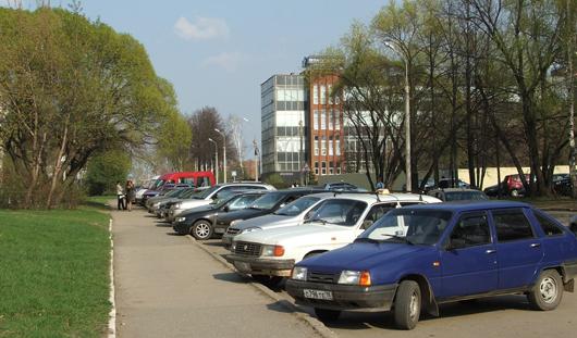 Власти Ижевска планируют ставить у новостроек многоярусные парковки