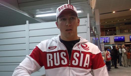 Ижевчанин Сергей Большаков для Олимпиады набрал вес