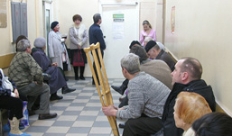 Пациенты ижевской больницы с 2011 года стоят в очереди на госпитализацию