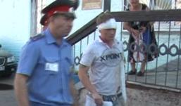 Спасатели достали тело водителя МАЗа,  упавшего с моста в Удмуртии