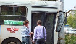 Подробности ДТП с автобусом:  пострадало 8 пассажиров