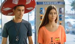 Девушка из Ижевска снялась в новой рекламе сети «Связной»