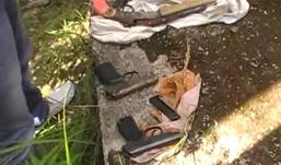 Наркодилер сдал полицейским Ижевска целый арсенал оружия