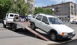 Из-за эвакуаторов в Ижевске работники офисов опаздывают на работу