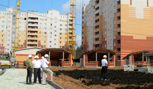 В Ижевске проектируют крупный микрорайон «Пазелы»