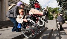 Карта самых доступных мест для инвалидов появилась в Ижевске