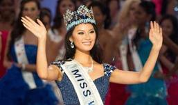 Мисс мира-2012 стала 23-летняя девушка из Китая