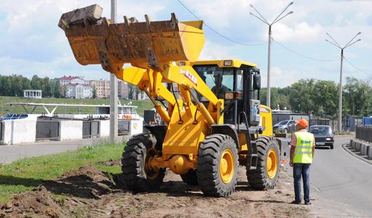 Сроки работ на Южной набережной в Ижевске передвинули до конца осени