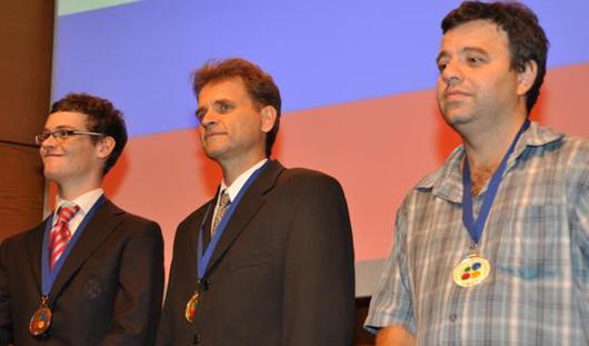 Ижевчанин стал победителем Кубка мира по шашкам