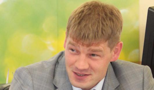 Антон Каменев официально приступил к работе в должности управляющего Удмуртским отделением Сбербанка России
