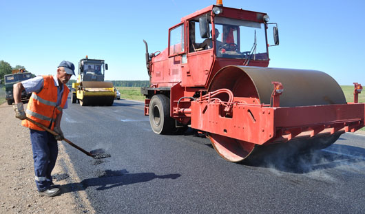 Один километр гравийной дороги в Удмуртии обходится в 12 млн рублей
