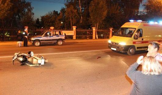 суд байкер сбил пешехода провоторов город владимир Олвин сомневался