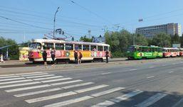 Трамвайные остановки на улице Ленина в Ижевске так и не появятся