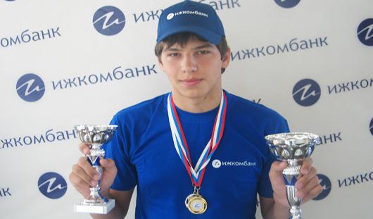 Ижевчанин завоевал «серебро» на Первенстве мира по плаванию на открытой воде