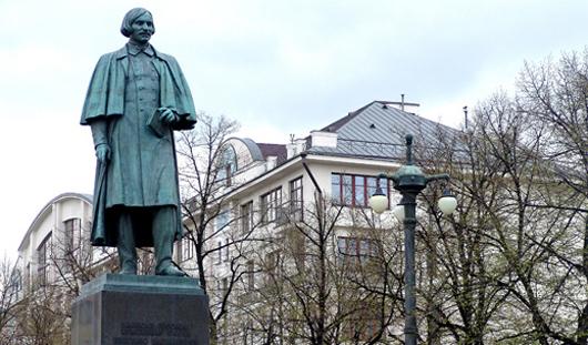 В центре Ижевска поставят памятник Гоголю
